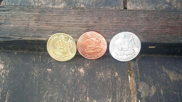 Щасливі монети