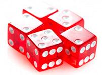 Шахи з кубиками