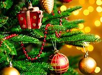 Вітання з Новим 2019 Роком та Різдвом Христовим