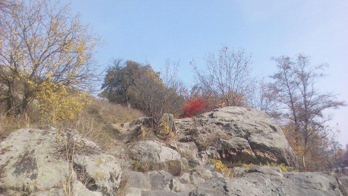 Кам'яний схил гори