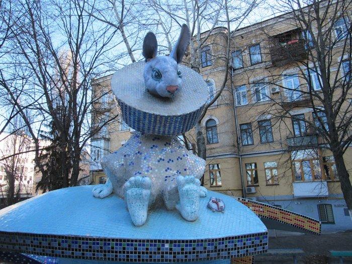 Білий кролик