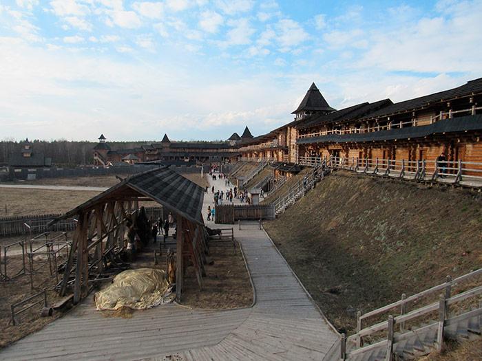 Неосяжна велич дерев'яних конструкцій