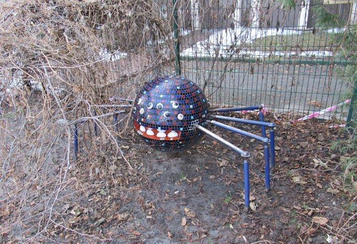 Павук-рекетир