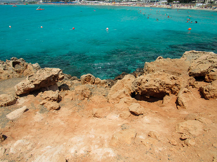 Саме таким я запам'ятаю море Кіпру