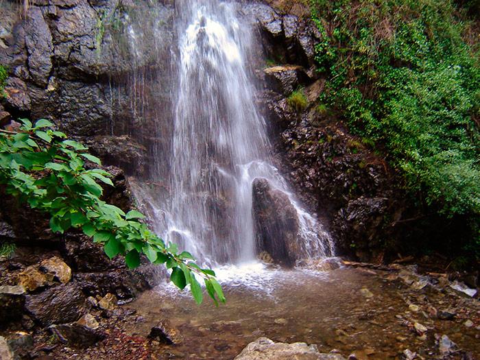 Водоспад Каледонія