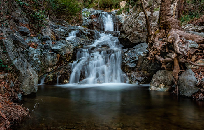 Водоспад Кантара