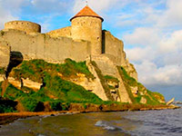 Аккерманська фортеця в Білгород-Дністровському