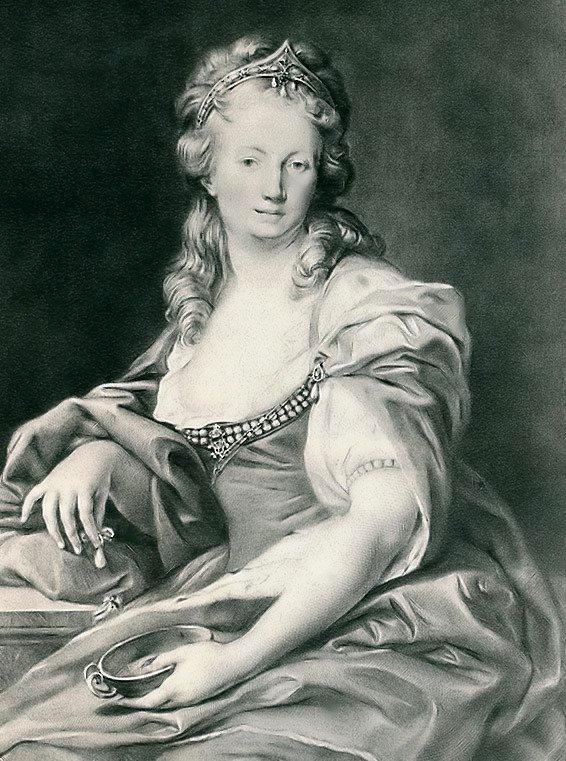 Амалія Мнішек