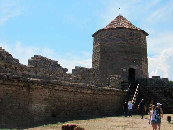 Башта Овідія або дівоча башта
