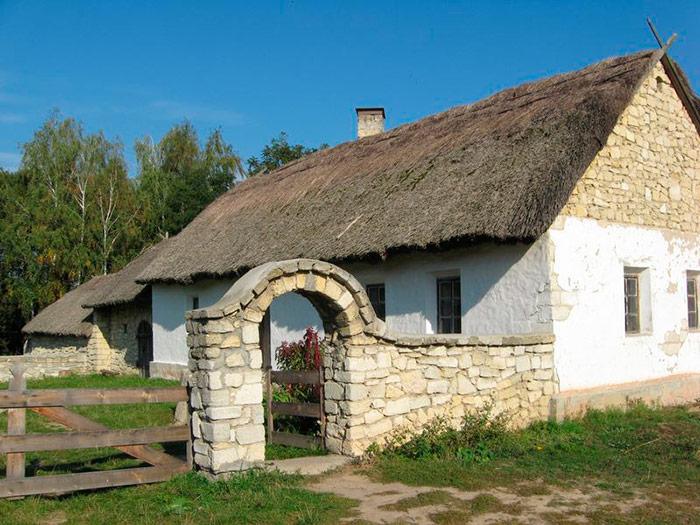 Південь України – типова хата