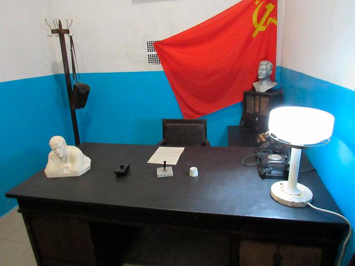 Кабінет Сталіна
