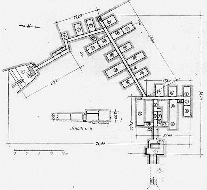 План другого поверху музею