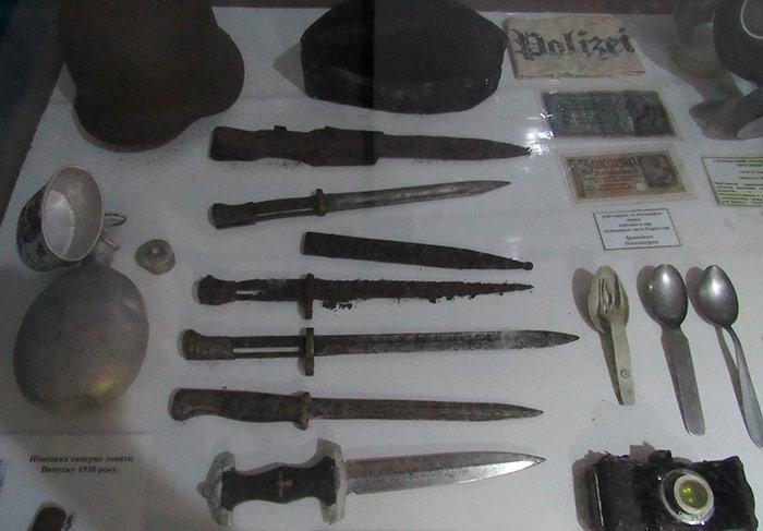Речі німецьких солдат