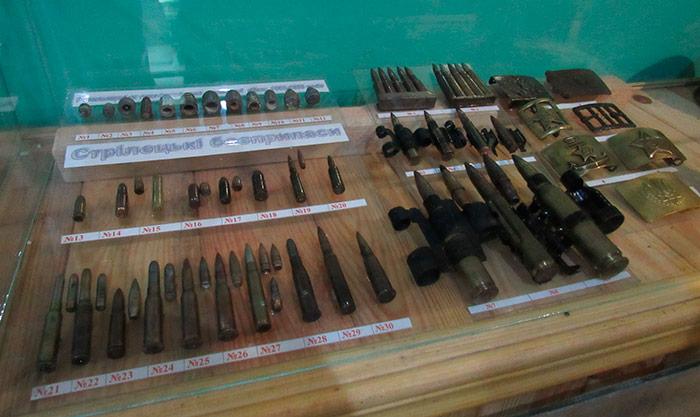 Стрілецькі боєприпаси