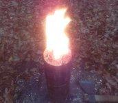 Як зробити індіанську свічку