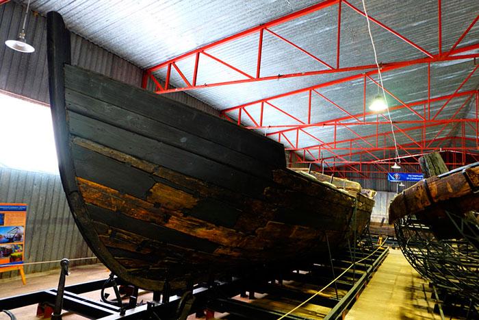 Козацький човен – «Чайка»