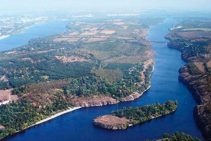 Острів Байди або Мала Хортиця