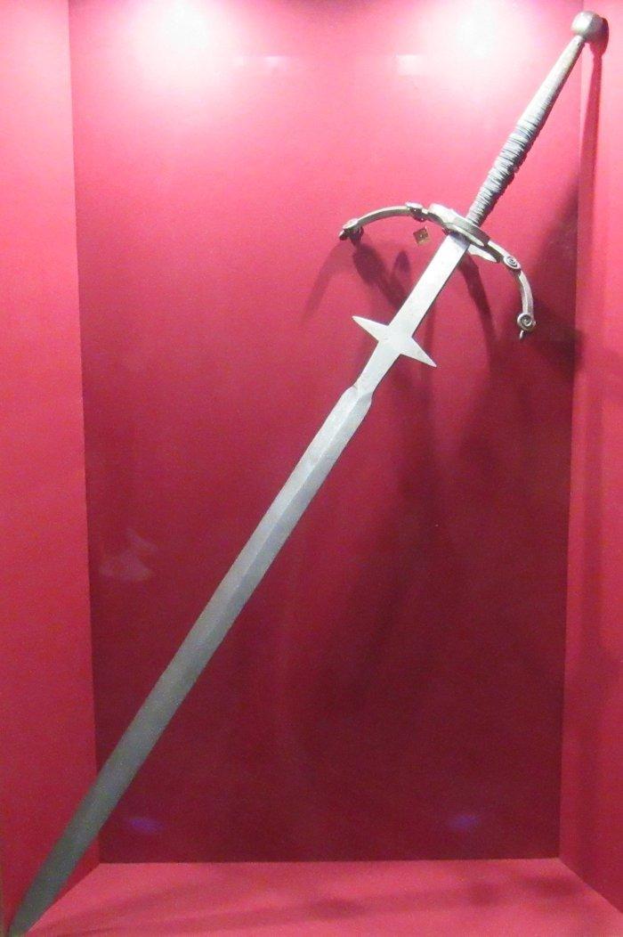 Двуручний меч