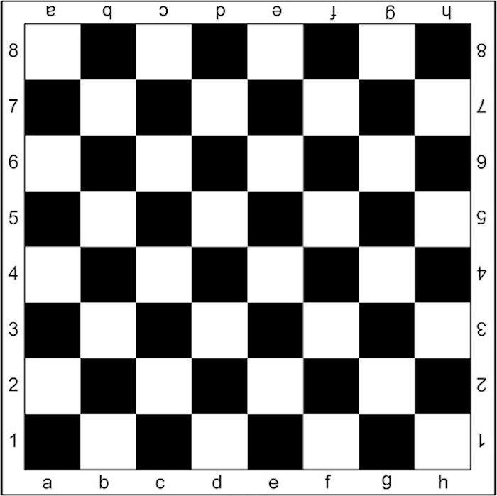 Шахове поле