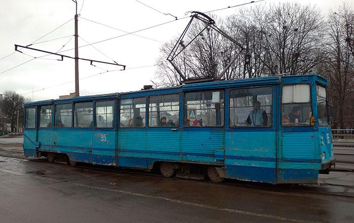 «Сучасний» трамвайний транспорт у Конотопі