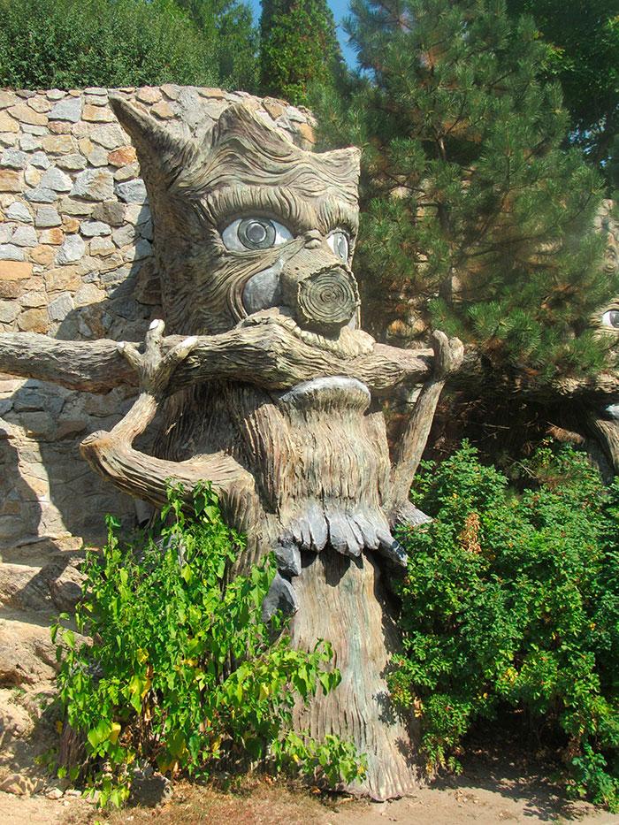 Вусате чудо-дерево
