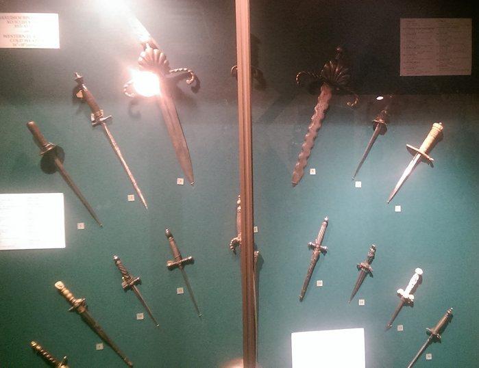 Західноєвропейська зброя