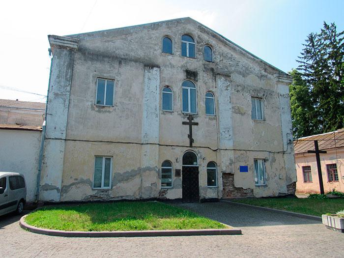 Монастир бригіток