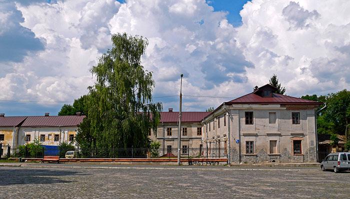 Монастир шариток