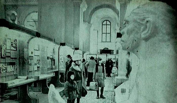 Музей атеїзму – старе фото