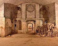 Підземелля кафедрального костелу Петра і Павла