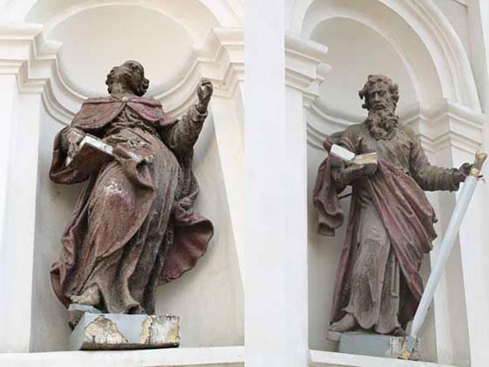 Святі апостоли Петро і Павло