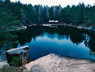 Коростишівський кар'єр - місце для ідеального відпочинку