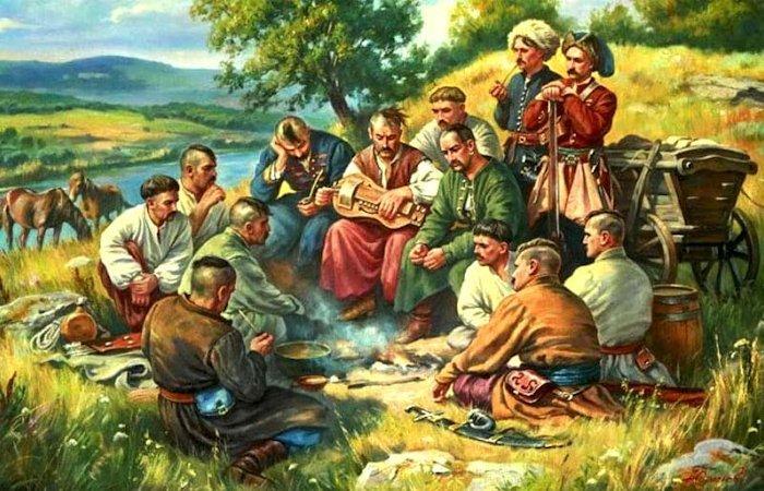 *Куліш — то козацька їда!