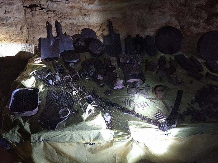 Елементи воєнної історії Одеси