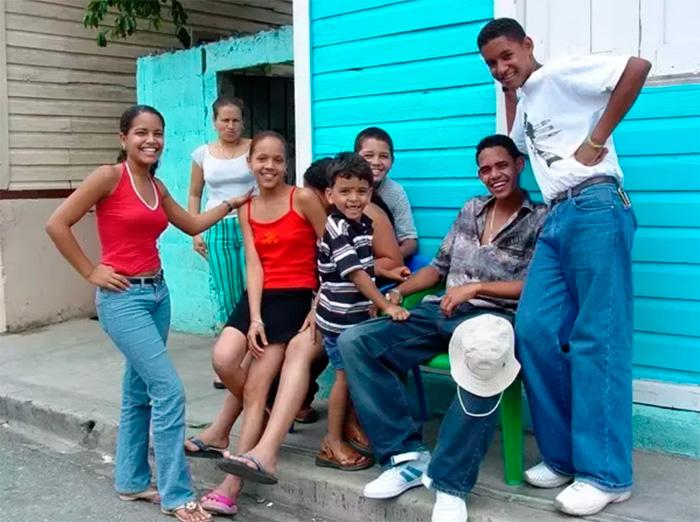 Домініканці дуже багато посміхаються
