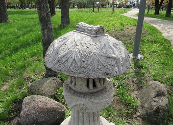 Кам'яний ліхтарик