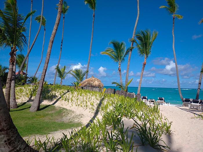 Пляж Домініканської Республіки