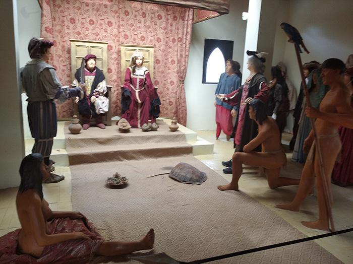 Звіт перед іспанською короною про експедицію Колумба