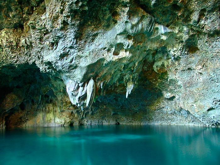 Aguas Azufradas (Блакитні води)
