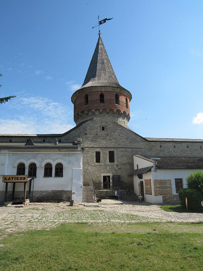 Лянцкоронська вежа
