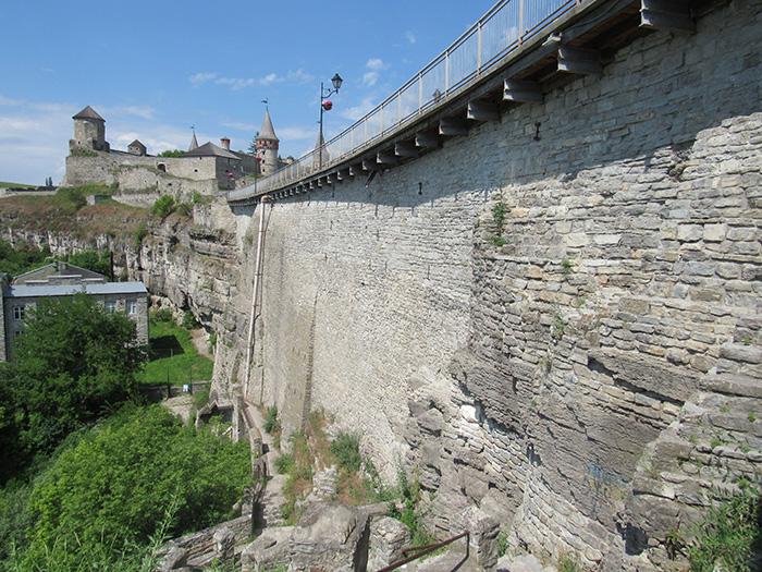 Сучасний стан Замкового моста