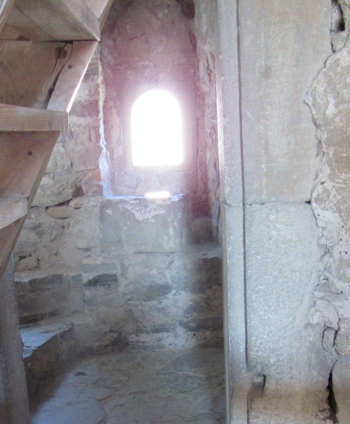 Туалет з вікном