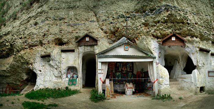 Залишки Бакотського монастиря